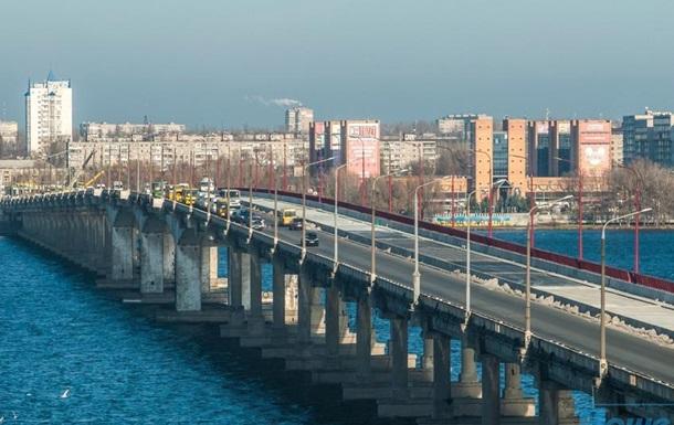 В Днепре СБУ перекроет мост для проверки качества работы подрядчика - СМИ