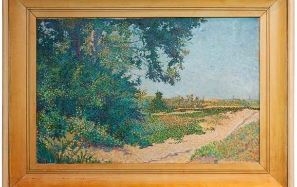 Картину из секонд-хенда продали за 30 тысяч евро