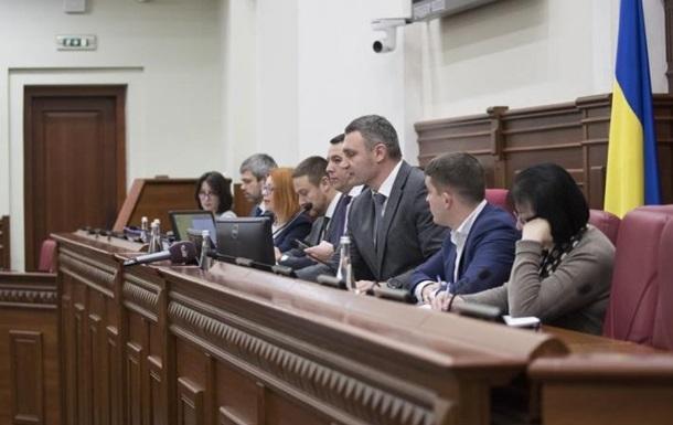 Киеврада поставила ультиматум застройщику на Осокорках