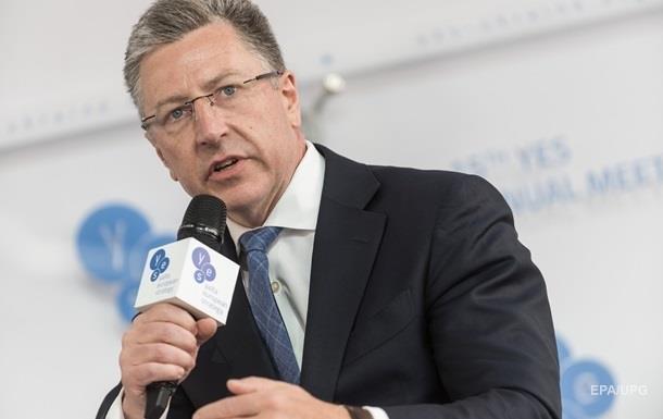 Волкер у найближчі два тижні приїде в Україну