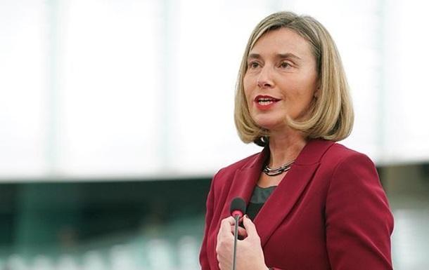 ЄС допоможе південному сходу України - Могеріні