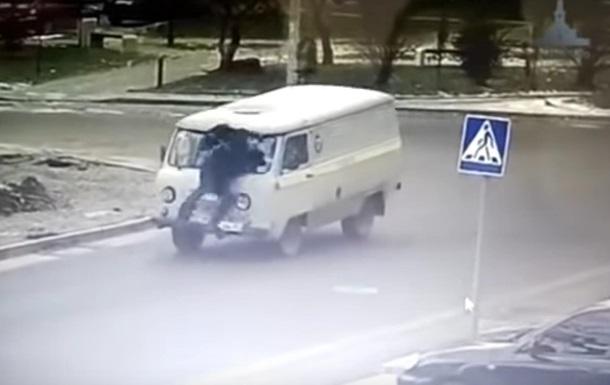 В Івано-Франківську п яний водій збив пішохода