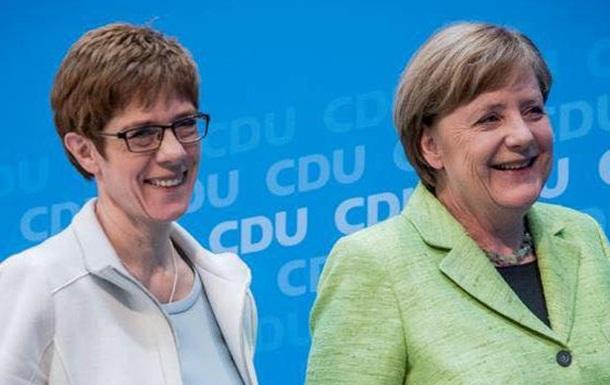Кто заменит Меркель?
