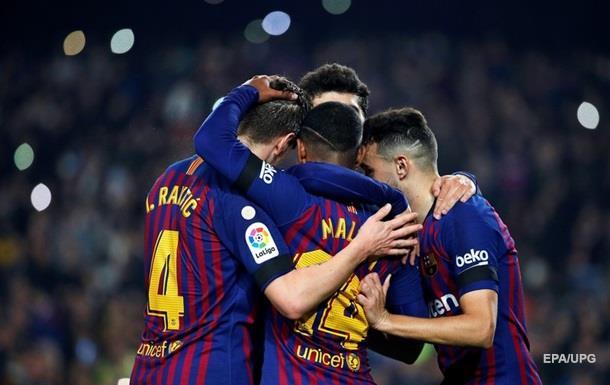 В Сети обсуждают новую форму Барселоны