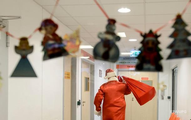 У Вінниці влада скасувала Діда Мороза