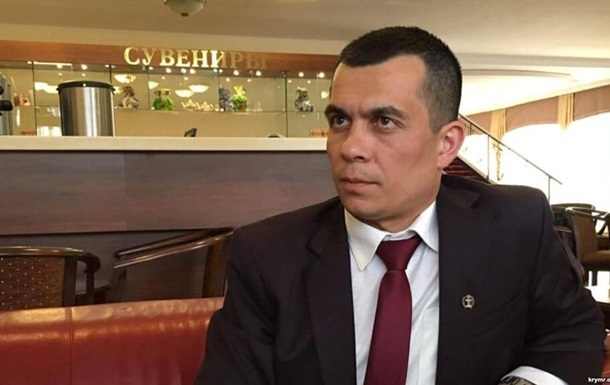 В Крыму арестовали адвоката Курбединова за пост 2013 года