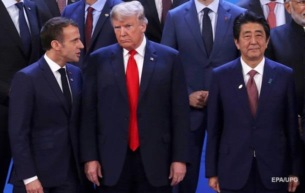 Протести в Парижі. Трамп дав пораду Макрону