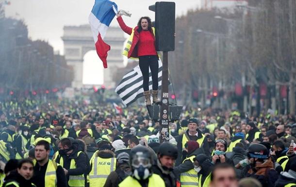 Франция – страна революций. Историческая справка