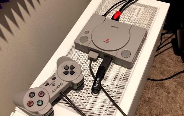 Хакери повністю зламали PlayStation Classic