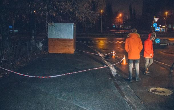 У Києві стався конфлікт зі стріляниною