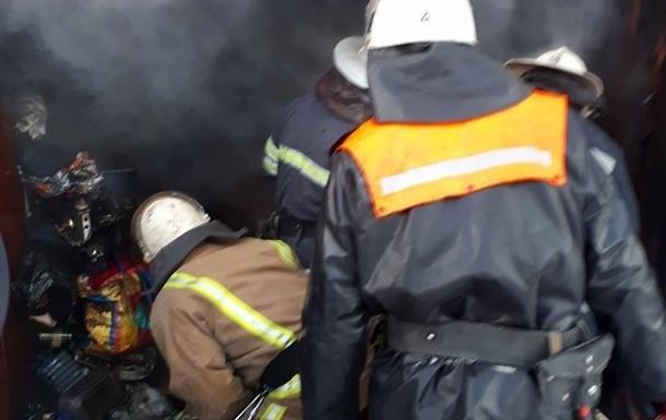 У Донецькій області на пожежі загинули двоє людей