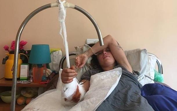 На турбазе в Карпатах медведь напал на девушку