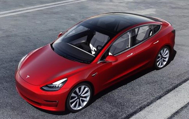 Ukraine is included in a list of countries where you can offer your Tesla offer