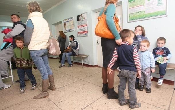 У Києві зріс показник захворюваності на грип та ГРВІ