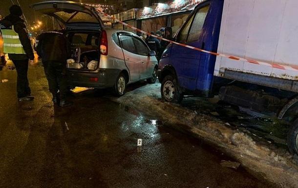В Киеве мужчина застрелил своего коллегу