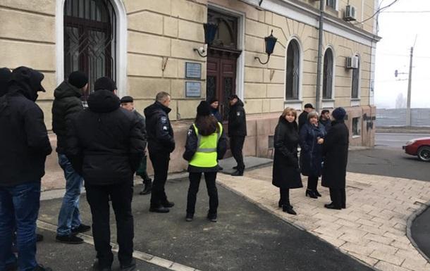 В Одесі захопили медуніверситет - МОЗ