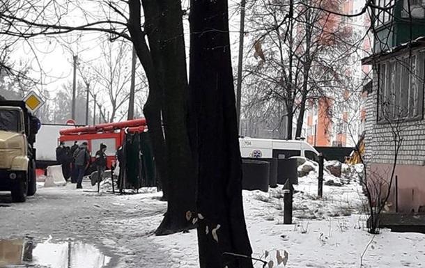В Харькове рабочий погиб в шестиметровой яме
