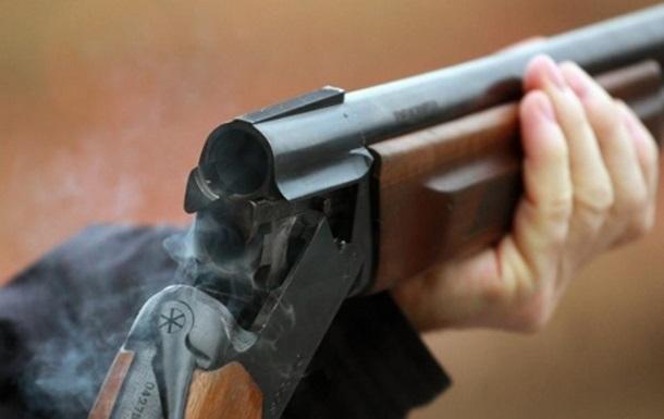 В Киевской области из ружья стреляли в полицейского