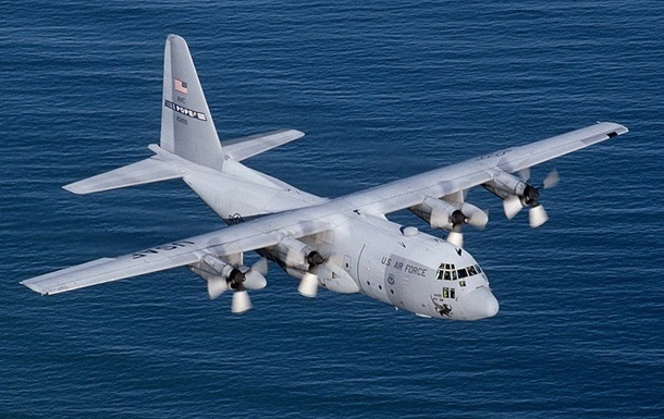 Столкновение двух самолетов США: Япония прекратила поисковую операцию