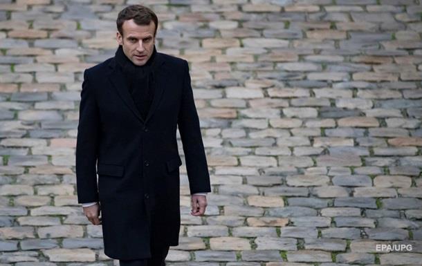 Половина французов поддерживают предложения Макрона - опрос