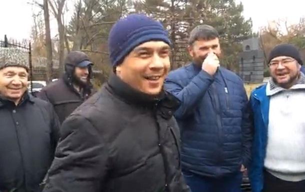 Кримський адвокат Курбедінов вийшов на волю
