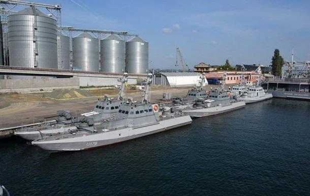 Український флот посилять новими катерами - ЗМІ