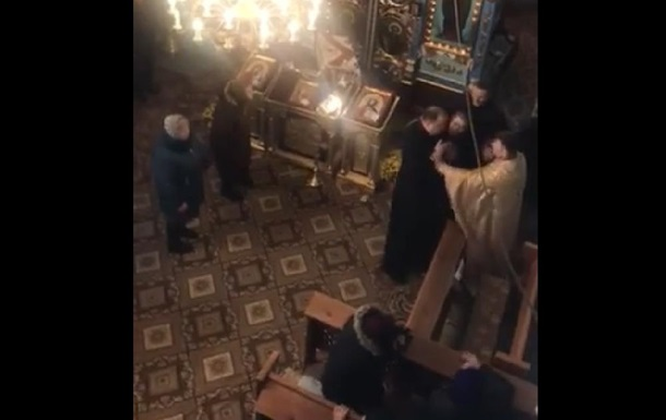 У Тернопільській області сталася сутичка між священиками - ЗМІ