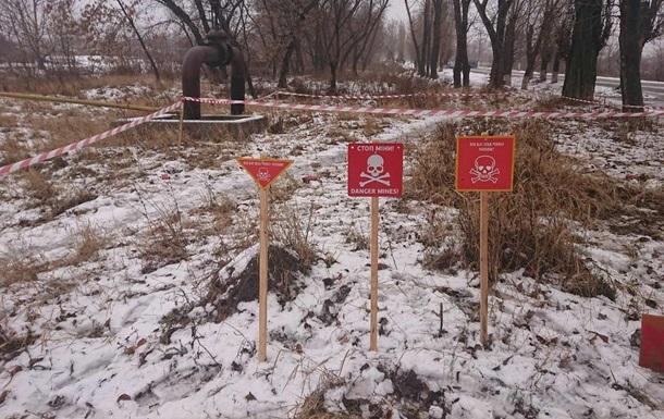 МінТОТ дало дані щодо загиблих від мін на Донбасі