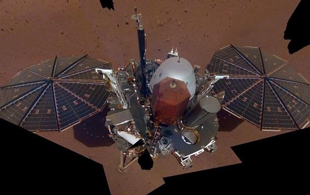 Зонд InSight сделал первое  селфи  на Марсе