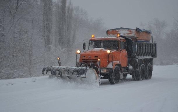 В Киеве временно закрыли въезд для грузовиков