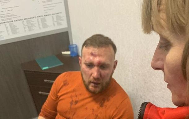 У Києві розгромили офіс партії Розумна сила - ЗМІ