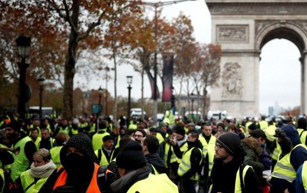 Чи прогнеться Франція перед настільки явними антидержавними провокаціями?