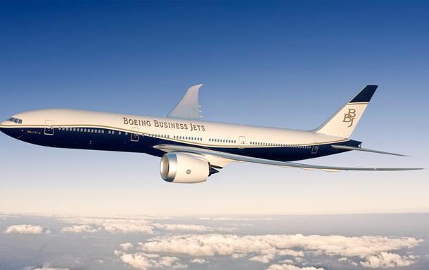 Vip-лайнер за $400 млн. ЗМІ показали новий Boeing 777X