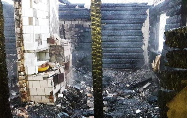 В Житомирской области на пожаре погибли два человека