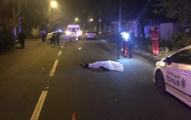 ВКропивницком киллер застрелил нетого человека