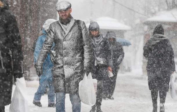 В Украине от переохлаждения за сутки пострадали 13 человек
