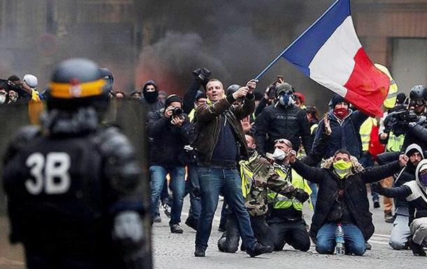 Французские протесты - урок для Украины