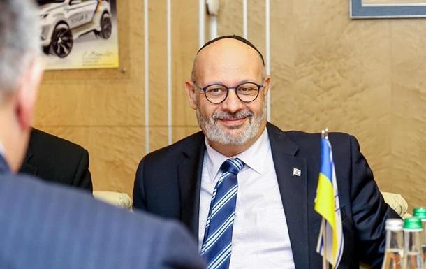 Посол Израиля шокирован годом Бандеры на Львовщине