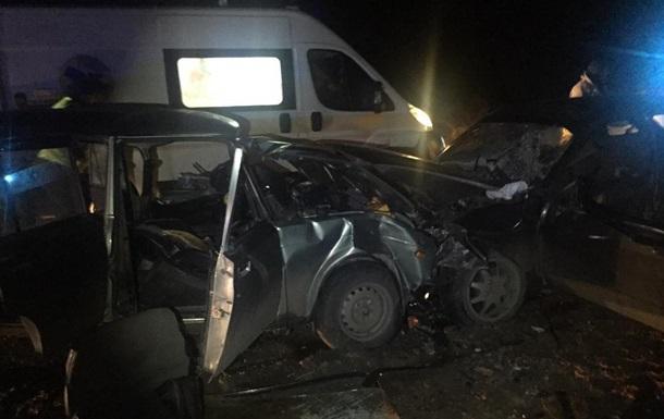 ДТП в Одесской области: двое погибших, четверо раненых