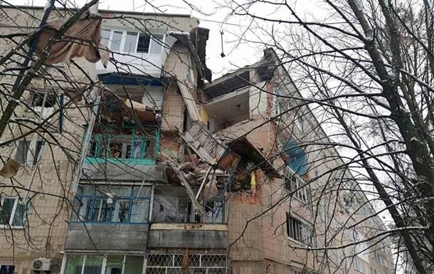 В Фастове произошел взрыв в доме