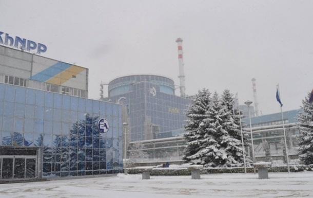 На Хмельницкой АЭС подключили энергоблок после аварии