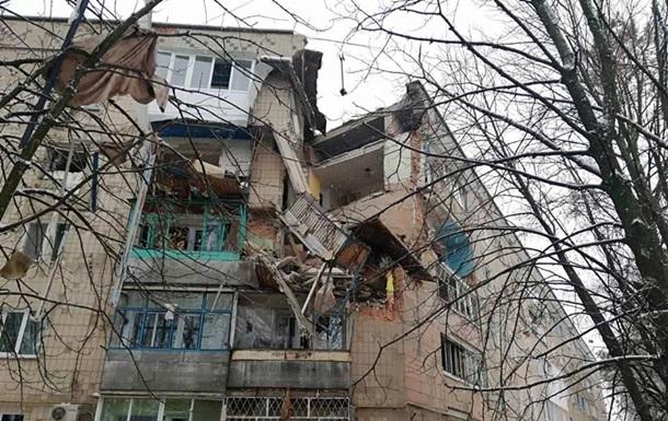 У Фастові під час вибуху чоловік випав з п ятого поверху