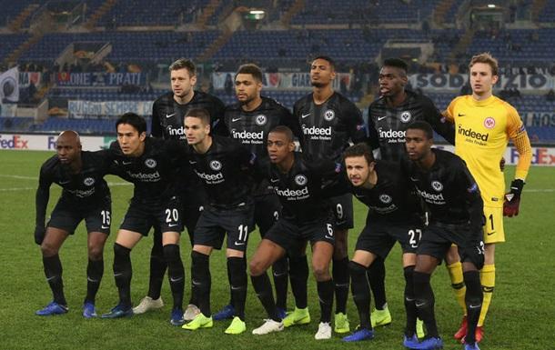 Айнтрахт поставив унікальний рекорд серед німецьких клубів у Лізі Європи