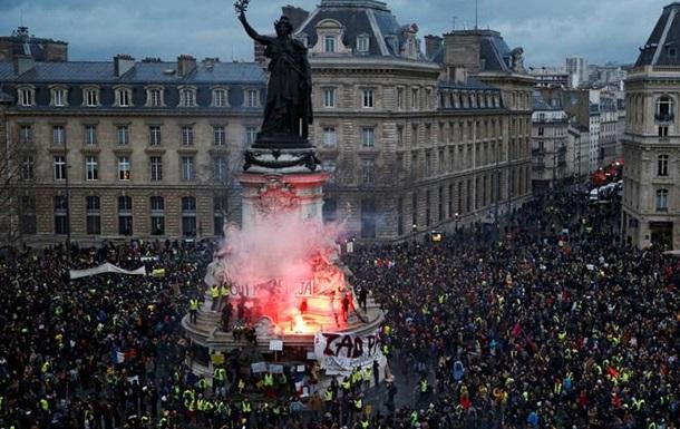 Протесты во Франции: не стоит искать черную кошку там, где ее нет