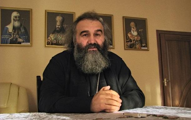 Митрополит УПЦ МП спростував інформацію про своє викрадення СБУ