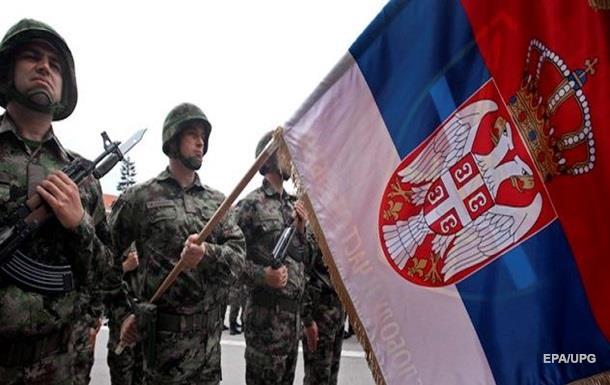 Сербія пригрозила ввести війська в Косово