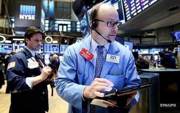 Фондовий ринок США впав на 2%