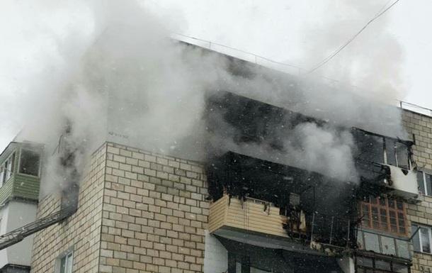 В Измаиле в жилом доме сгорели три квартиры