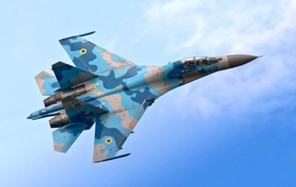 Катастрофа Су-27: стало відоме ім я пілота