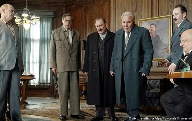 Фільм  Смерть Сталіна  став найкращою європейською комедією